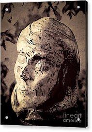 Statuesque  Acrylic Print by Arne Hansen
