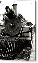 Steam Engine 464 Acrylic Print by Scott Hovind