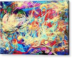 Stellar Wind Acrylic Print