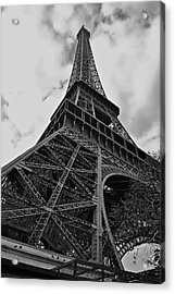 Acrylic Print featuring the photograph Still Standing by Eric Tressler