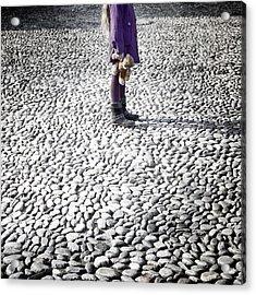Still Standing Acrylic Print by Joana Kruse