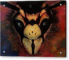 Sting Acrylic Print