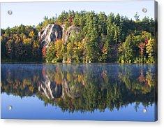 Stonehouse Pond  Acrylic Print by Larry Landolfi