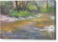 Stony Creek Acrylic Print