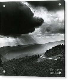Storm Cloud Acrylic Print by Bruce Roberts and Photo Researchers
