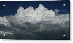 Storm Front Acrylic Print by David Paul Murray