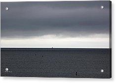 Storms Ahead Acrylic Print