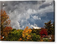 Storms Coming Acrylic Print