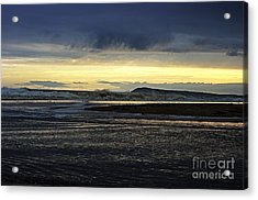 Acrylic Print featuring the photograph Stormy Morning 2 by Blair Stuart