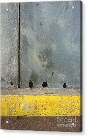 Streets Of La Jolla 14 Acrylic Print by Marlene Burns