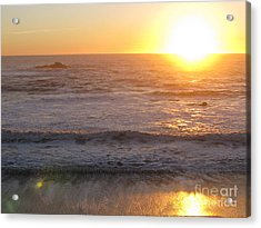 Acrylic Print featuring the photograph Strength by Tina Marie