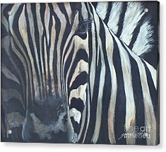 Stripes...sold  Acrylic Print