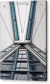 Structure Reflections Acrylic Print