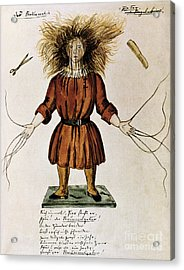 Struwwelpeter Acrylic Print by Photo Researchers