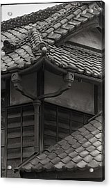 Acrylic Print featuring the photograph Style And Grace In Tile by Craig Wood