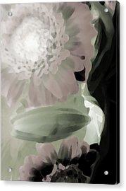 Subterranean Memories 9 - Dreams Acrylic Print by Lenore Senior