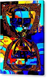 Summer 2012 Number 5 Acrylic Print by Rod Saavedra-Ferrere