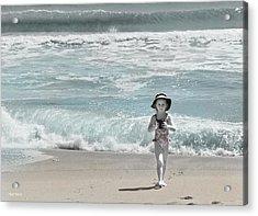 Summer Bliss Acrylic Print by Michelle Wiarda