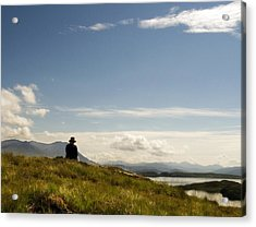 Acrylic Print featuring the photograph Summer Isles by David Harding