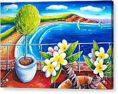 Summer Life Acrylic Print