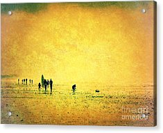 Summers End Acrylic Print
