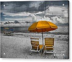 Summer's End Acrylic Print