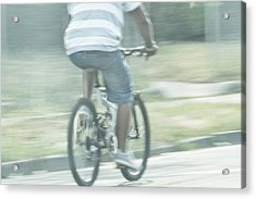 Summers Ride Acrylic Print by Karol Livote