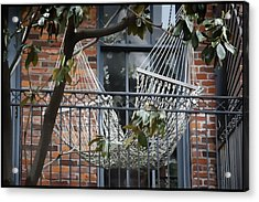 Summertime Livin' In The Big Easy Acrylic Print
