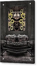 Sunflower Store Front Acrylic Print