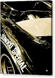 Acrylic Print featuring the photograph Sunoco Spl by Michael Nowotny