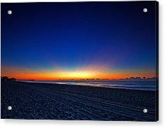 Sunrise At The Beach IIi Acrylic Print