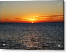 Sunrise Dawning A New Day Acrylic Print