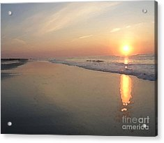 Sunrise On 30th Street Acrylic Print
