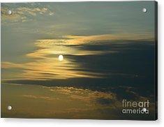 Sunrise Acrylic Print by Paulina Roybal