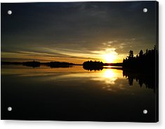Sunrise  Acrylic Print by Steven Clipperton