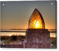 Sunset Captured Acrylic Print