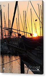 Sunset Escape Acrylic Print
