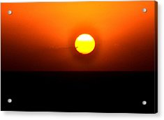 Sunset Iv Acrylic Print by Danielle Del Prado