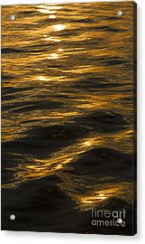 Sunset Reflections Acrylic Print by Dustin K Ryan