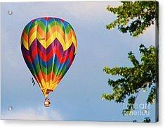 Sunshine On Balloon Acrylic Print
