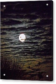 Super Moon 5 Acrylic Print