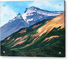 Super Natural Acrylic Print