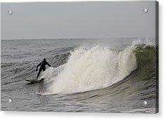 Surf 1 Acrylic Print by Dan Madden