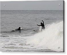 Surf 3 Acrylic Print by Dan Madden