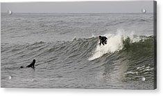 Surf 4 Acrylic Print by Dan Madden