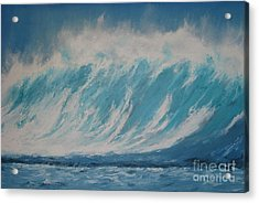 Surf Up Acrylic Print