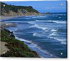 Surfing Paradise Acrylic Print