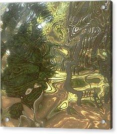 Surreal Landscape Acrylic Print