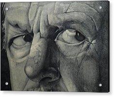 Suspicion Acrylic Print