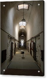 Sweet Home Penitentiary II Acrylic Print by Richard Reeve